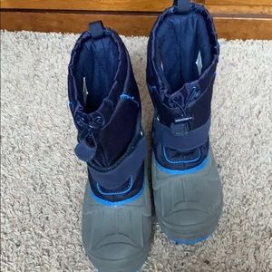 Boys winter snow boots